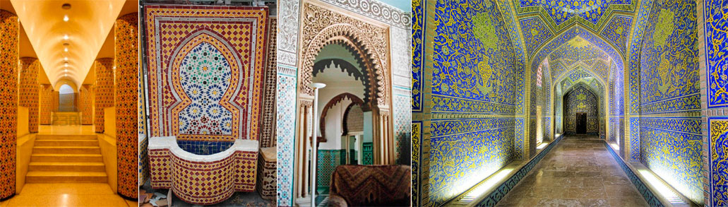 Moroccan-geometric-mosaic-in-the-interior