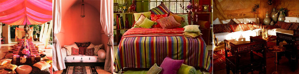 Moroccan-style-in-textiles-and-fabrics