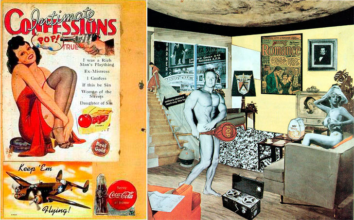 the history of the pop art movement
